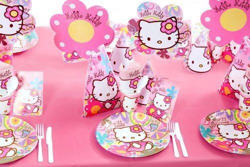 anniversaire theme hello kitty - Hello Kitty Anniversaire