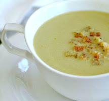 Cream of Asparagus Soup #2