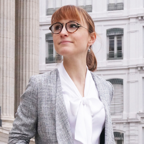 Louise Grenadine, blogueuse lifestyle à Lyon