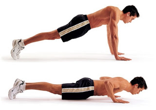 push ups for boys