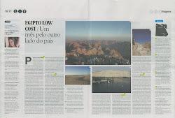 Viagens: Egipto - um mês pelo outro lado país