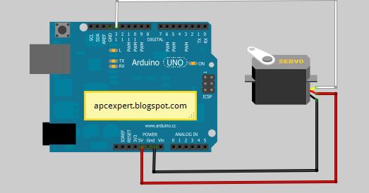 Arduino download servo.h