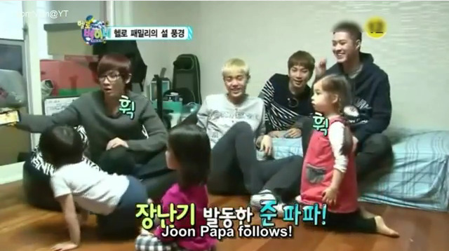 MBLAQ Hello Baby Episode 2 English Sub | KShowNow! | KSNsubs ...