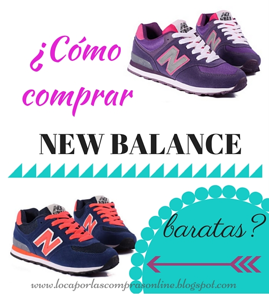 new balance zapatillas baratas
