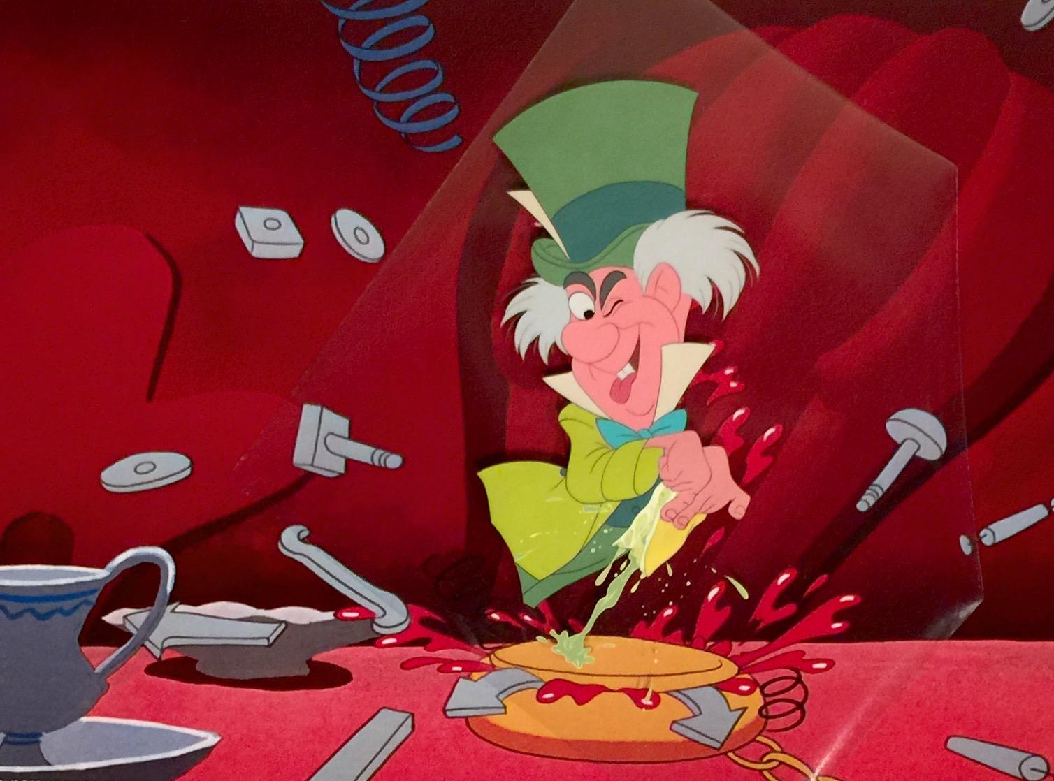 Alice in Wonderland  film by Geronimi Jackson and Luske