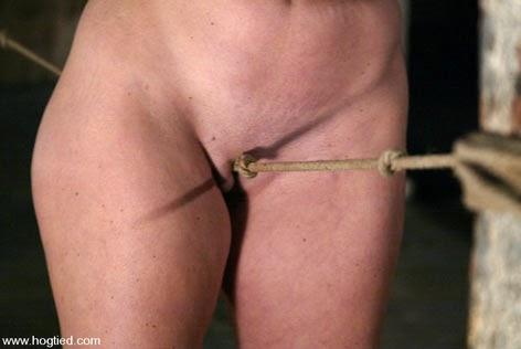 Shetty sex female walking pussy rope