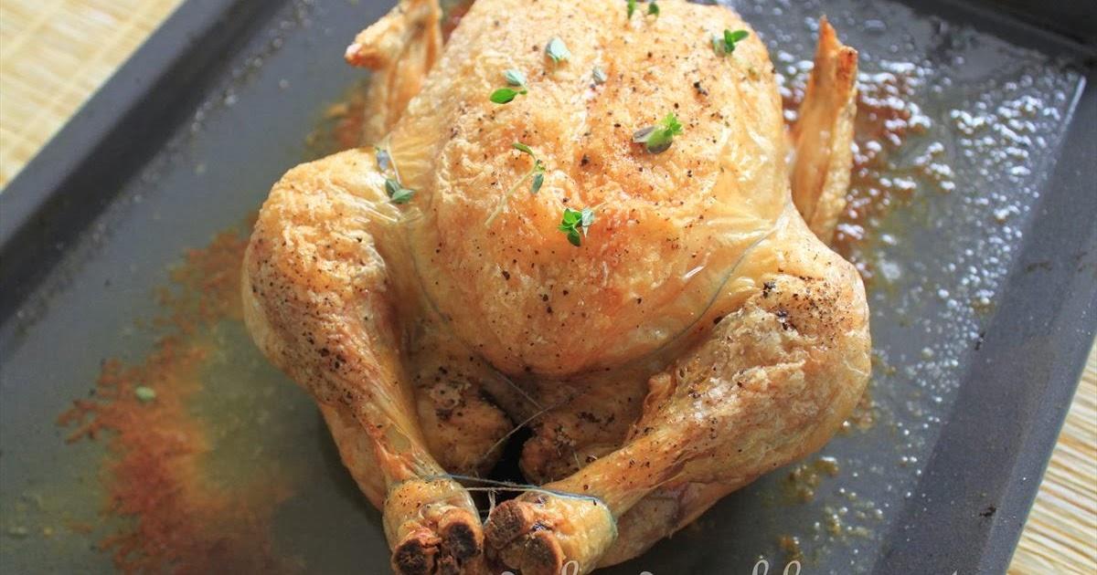 GoodyFoodies: Recipe: Thomas Keller's Simple Roast Chicken ...