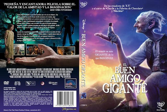 Estreno/El Buen Amigo Gigante 720p y 1080p ligero