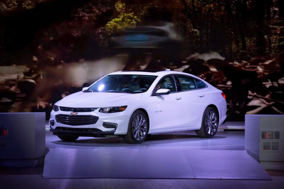 2016 Chevy Malibu Stole The Show