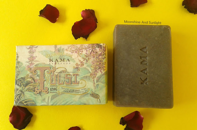 Kama Ayurveda TULSI Soap Review