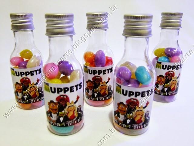lembrancinhas personalizadas Muppets Porto Alegre