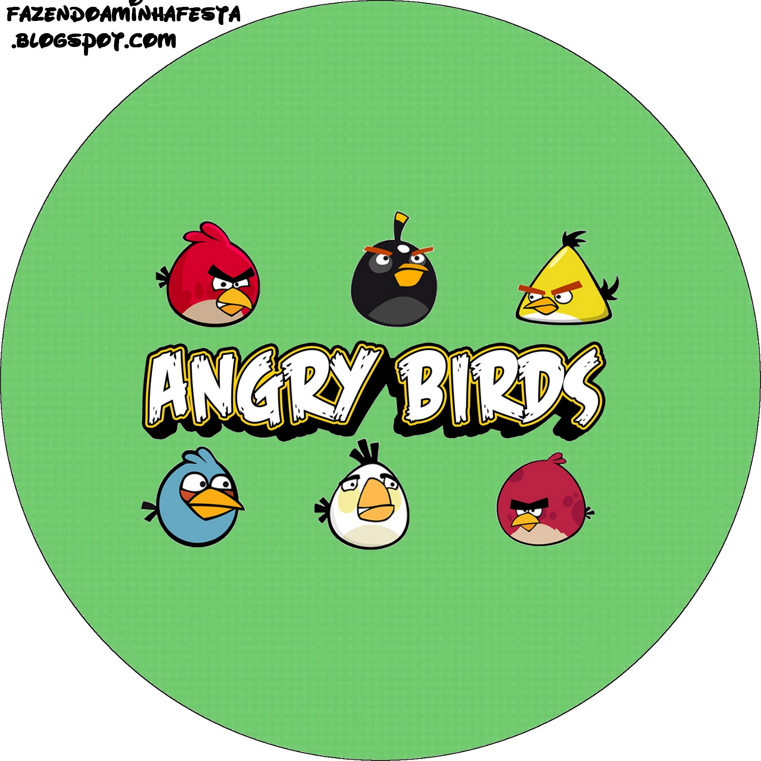 Angry birds free printable candy bar labels oh my fiesta in