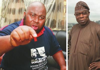 Asari Dokunbo and Obasanjo,