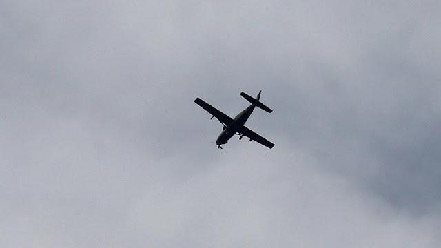 Jatos turcos abateram avião não identificado