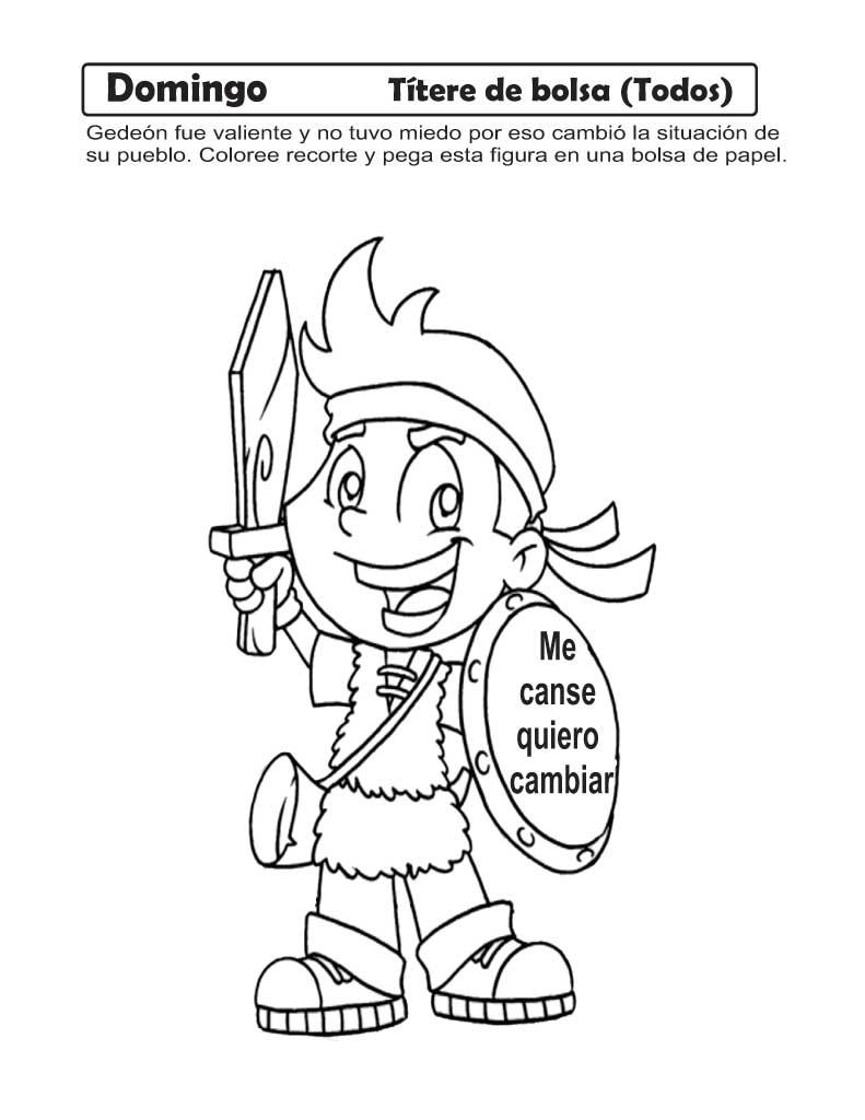 Historia de Gedeon ~ EBI Mexico