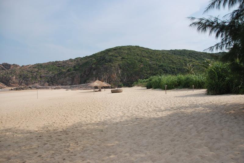 Biển Bãi Tràm, Phú Yên - Tuyệt tác của thiên nhiên