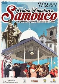Samouco- Festas em Hª de Nª Srª do Carmo 2017