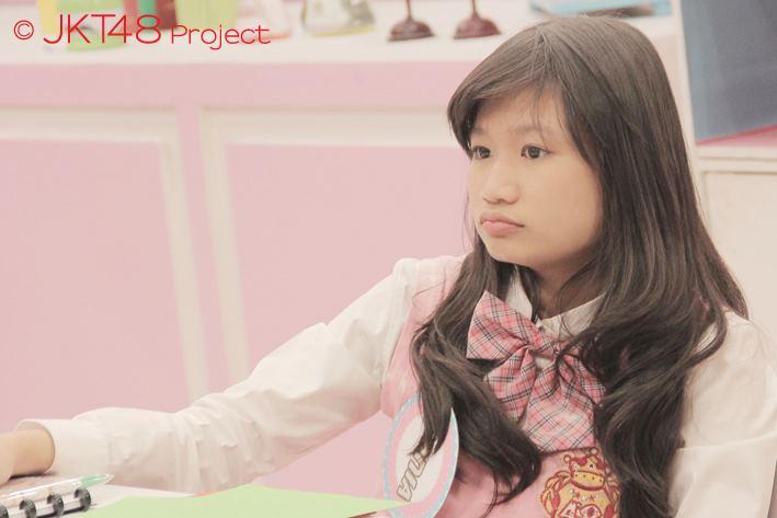 Sonia JKT48 pada JKT48 School