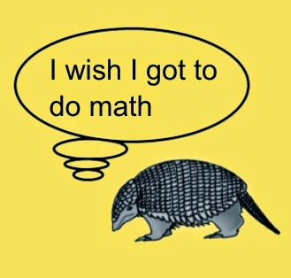 This Armadillo Is So Sad