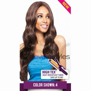 Outre Synthetic Lace Front Wig Ruby HT
