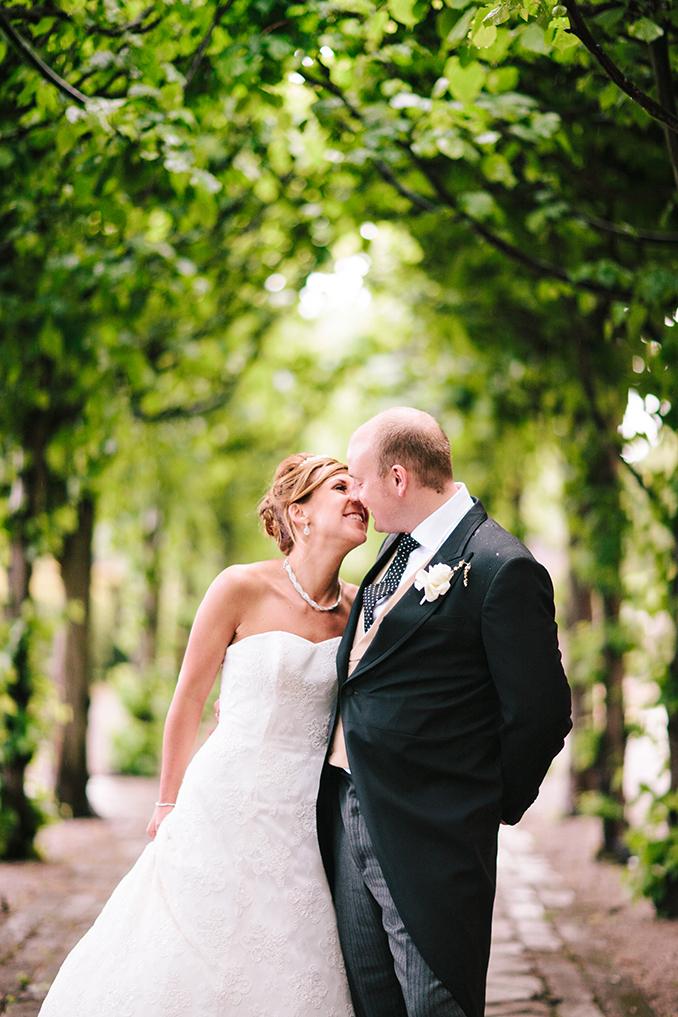 Gorgeous Thornton Manor wedding photo by STUDIO 1208
