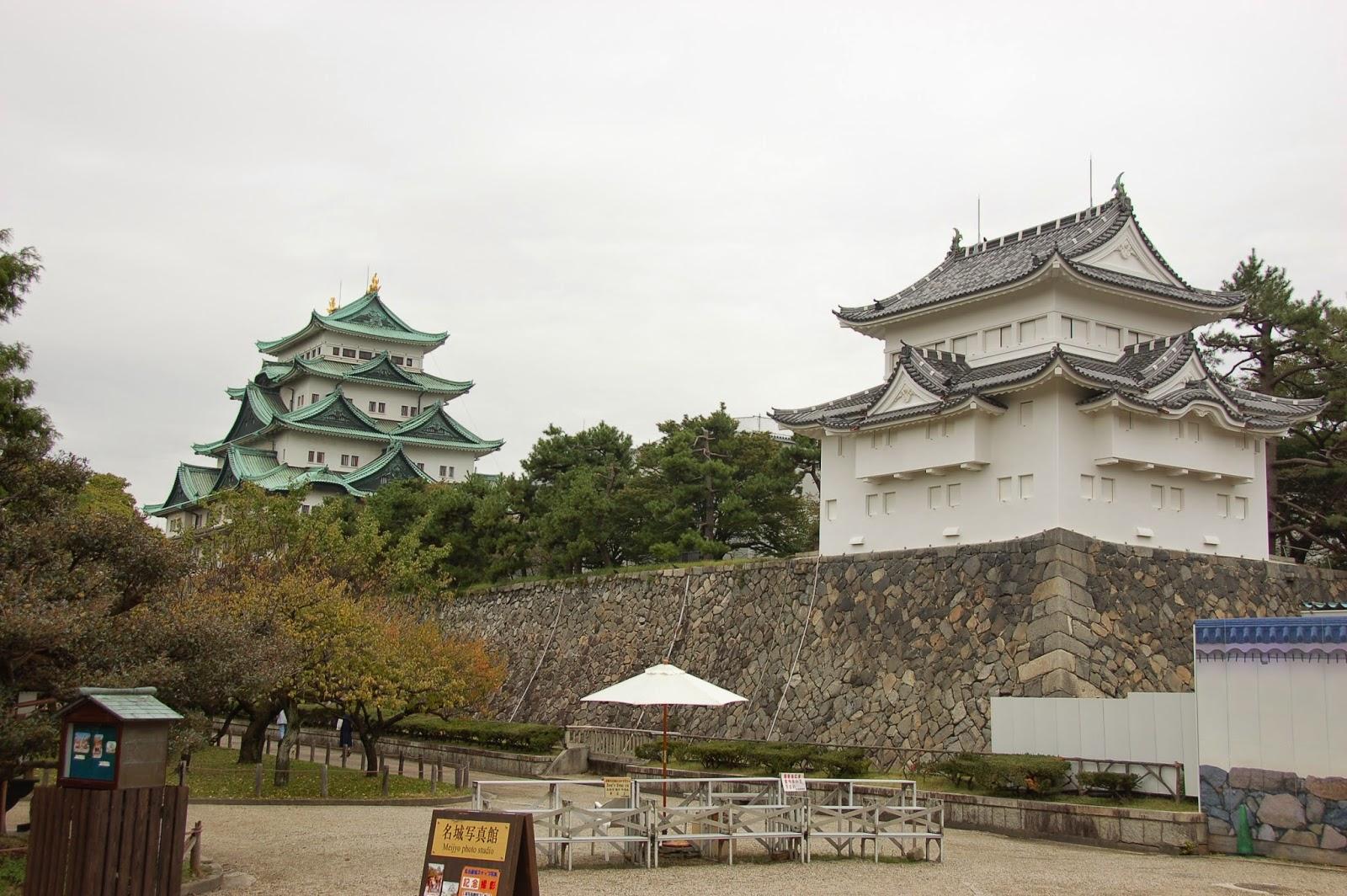 Relindonesia: Nagoya: Tokugawa Museum, Nagoya Castle and ...