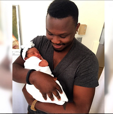 Congratulations; Dr Sid And Wife Simi Esiri Welcome Bouncing Baby Girl In California..See Photos