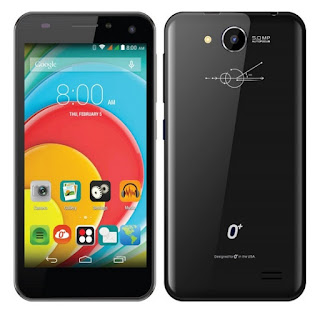 O+ 360 Alpha Plus Now Official, 4.5-inch Quad Core with Front LED Flash