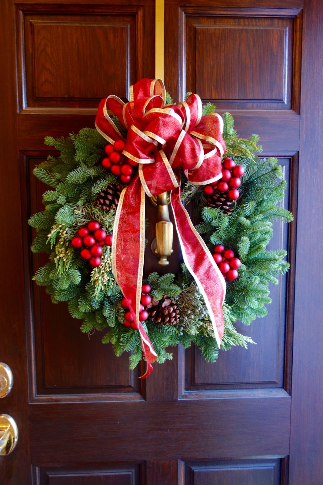 Gracious Interiors: Merry Christmas from Our House to Yours