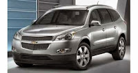 Chevrolet Traverse Specification and Review