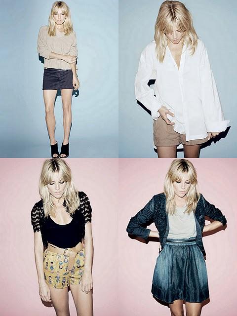 fashion assistance: sienna miller la mejor modelo para la colección