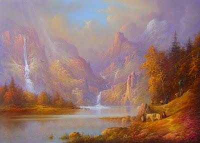 """Joe Gilronan – """"The Fellowship Doors of Durin"""""""