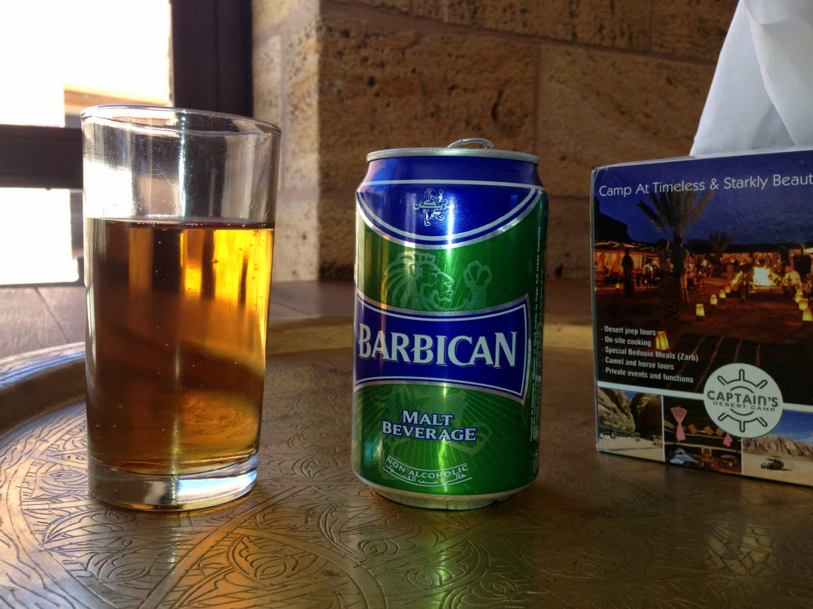 In the wilderness non alcoholic beer made in saudi arabia the good travel - How is non alcoholic beer made ...