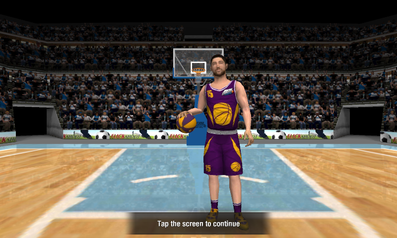 Game Real Basketball