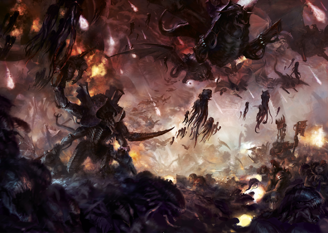 Tyranid Codex Rules and Discussion about Codex: Genecult
