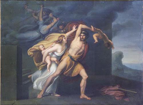 greek god of jealousy