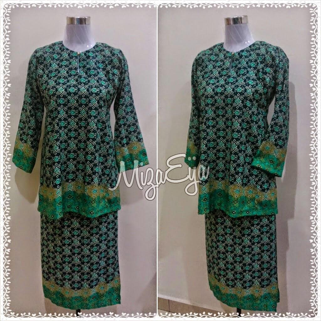 Foto Baju Batik Sarawak