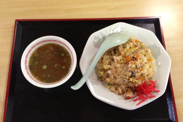 三重県鳥羽市の中華料理屋、「とんとん」でお昼ごはん!