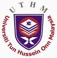 Jawatan Kerja Kosong Universiti Tun Hussein Onn Malaysia (UTHM) logo www.ohjob.info november 2014