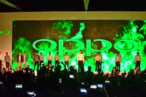 Launching Event OPPO N1
