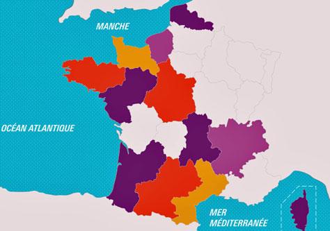 http://education.francetv.fr/carte-interactive/les-22-regions-de-france-metropolitaine-o17966