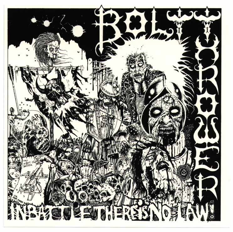 bolt thrower discography blogspot