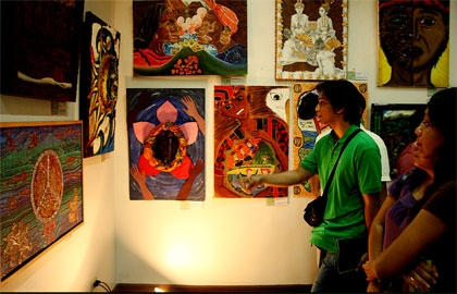 davao museum displaying davao s rich heritage The davao museum, or officially museo dabawenyo, is just three years old (since 2008) and has yet to truly make its presence felt in the public's consciousness.