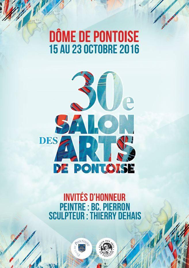 30ème Salon des Arts de Pontoise (95)