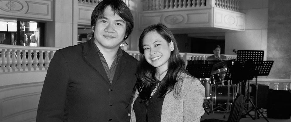 BWW Interviews: THEY'RE PLAYING OUR SONG's Joseph Tolentino & Gemini Quintos