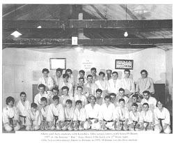 <b>The Hut Dojo 1957</b>