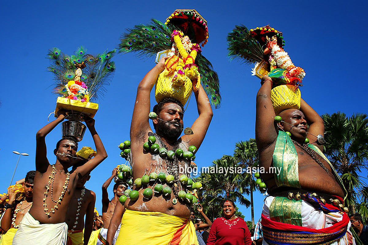 festivals and celebrations in malaysia The executive director of the george town festival in penang, joe sidek, is  brutally honest about the difference between his event and the.