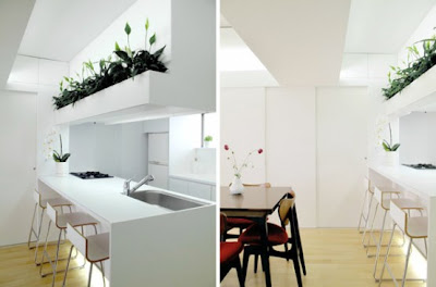 minimalist home interior