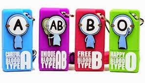 sifat darah ab