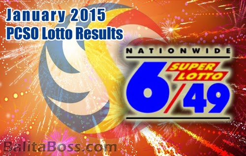 Philippine lotto 6 55 3 numbers prize